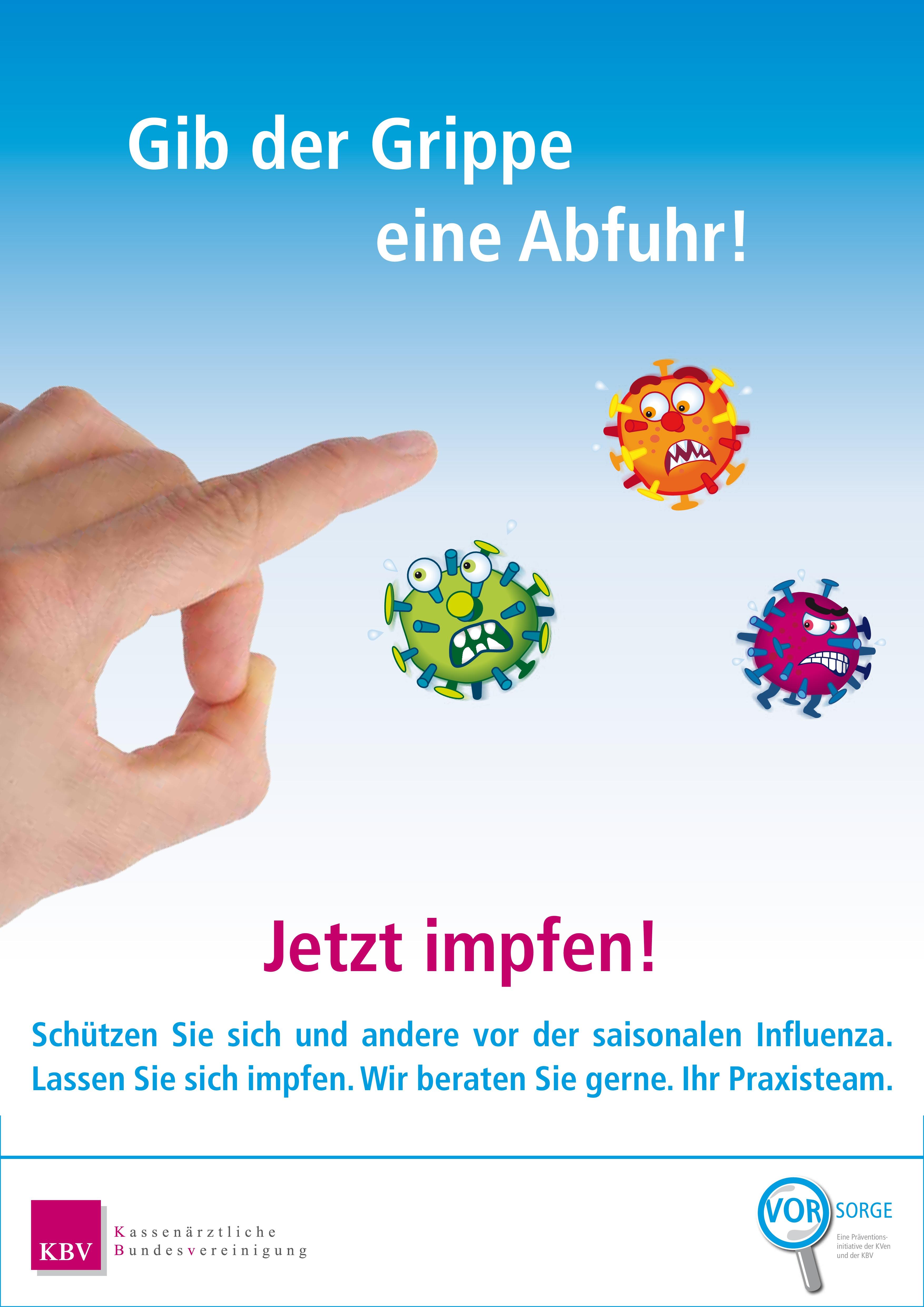 Stiko Grippeimpfung